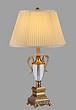新华压铸 高端现代古典纯铜台灯酒店别墅卧室台灯T12-111