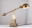 新华压铸 高端现代古典纯铜台灯酒店别墅卧室台灯T12-226