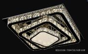 柏艺灯饰精致室内LED水晶灯10106-750现代奢华吸顶水晶灯