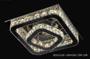 柏艺灯饰精致室内水晶灯10106-952现代奢华吸顶水晶灯