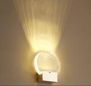 时尚简约室内玻璃壁灯
