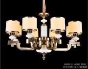亿美佳现代室内235HM5吊灯
