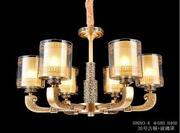 亿美佳现代室内68093-6吊灯