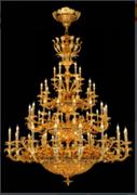 玛莎蒂罗现代盛世皇朝之皇家玫瑰吊灯