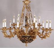 玛莎蒂罗现代罗曼蒂克之法国香颂吊灯