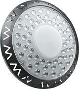 现代圆形鳞片工矿灯