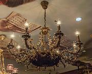 法式全铜灯