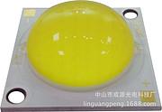 黄色圆形LED灯珠