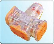 透明防触电安全插座