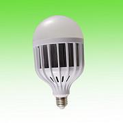 LED塑料球泡灯18-70w