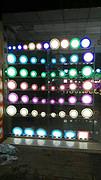 简约室内彩色面板灯