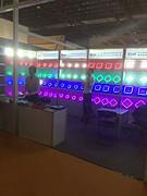 现代彩色室内面板灯