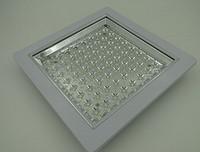 厨卫灯5WLED2835灯珠厨卫灯透明/磨砂奶白暗装方形吸顶灯