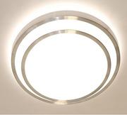 led吸顶灯改装板灯管节能灯24w光圈 LED24W铝基板