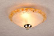 LED欧式黄色吸顶灯