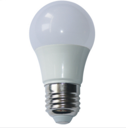 led塑包铝球泡灯