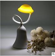 时尚学习护眼蘑菇帽子礼品LED台灯