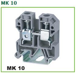 MK轨道式接线端子