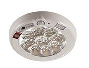 圆形红外线感应声控LED吸顶灯