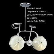 自行车型吊灯MD3004-2