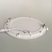 LED超薄圆形面板灯