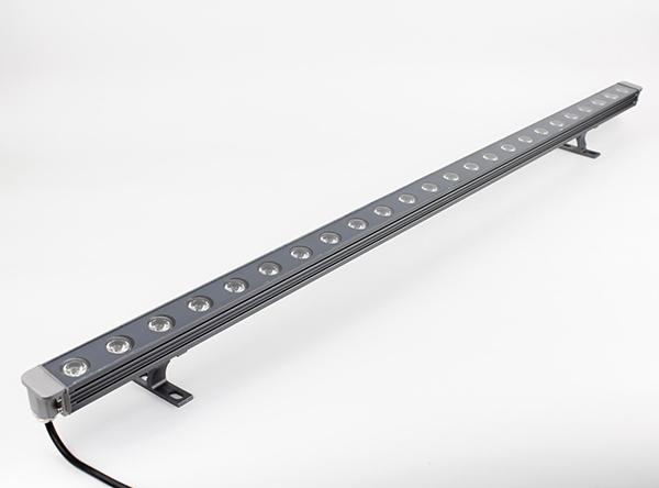 LED照明灯饰商业廊道户外LED线条灯铝材户外LED洗墙灯