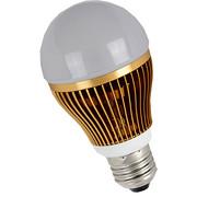 简约现代金色LED球泡