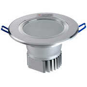 现代圆形LED筒灯