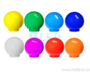 节日灯彩色灯罩 RGB灯罩