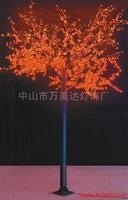 LED桃花树