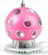 迷你激光舞台灯 LED水晶魔球 皇冠梦幻水晶魔球 LED小太阳舞台灯