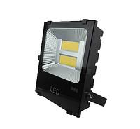 星浦之光 LED照明户外铝材LED贴片高亮投光灯户外广告灯投射灯泛光灯150W