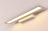 东升照明 14W,20W简约长方形白光暖光LED镜前灯