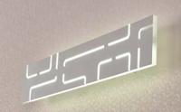 东升照明 JQ6100-15W个性创意图案拼接LED镜前灯