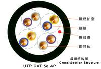 联讯数据通信网络电缆(5类和超5类)