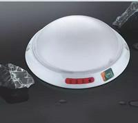 新国标白色配阻燃罩消防应急照明吸顶灯