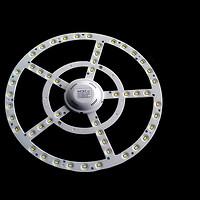 圆形LED贴片光源车轮形12W/20W/25W车轮形