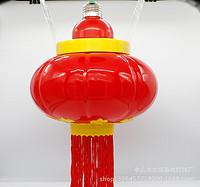 E27红灯笼春节婚庆led防水装饰灯笼