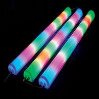 七彩数码管轮廓霓虹外墙LED护栏管