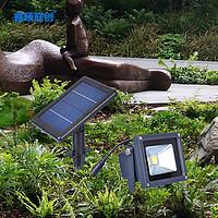 能投光灯投射灯壁灯家用庭院灯户外草坪灯防水路灯