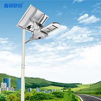60W一体化路灯户外太阳能路灯新农村太阳能路灯