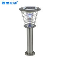 多功能户外防水灭蚊灯室外太阳能灭蚊灯户外杀虫灯捕蚊器
