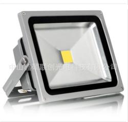 室外LED投光灯超亮户外射灯防水广告路灯泛光灯