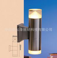 LED太阳能户外铜支架壁灯