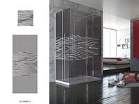 高档现代灰色卫浴玻璃