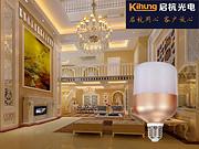 LED 玫瑰金球泡灯