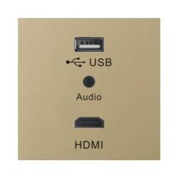 USB、耳机、HDMI
