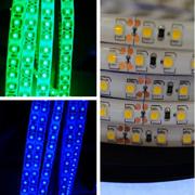 120珠/米防水LED灯带灯条