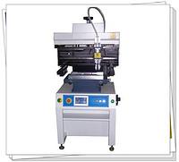 翌贝拓印刷精度高半自动锡膏印刷机
