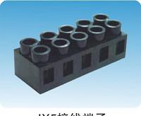 汇聪JX5接线端子 铜质胶木端子